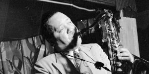 """The Prez"" – Lester Young."