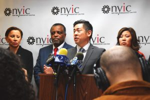 NYIC Executive Director Steven Choi.