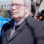 City Comptroller Scott Stringer grew up along Bogardus Place and Nagle Avenue.