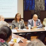 """""""We need a more unified approach,"""" said Public Advocate Letitia James."""