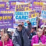 1199 SEIU is the state's largest union.
