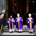 CardinalTimothy Dolan, Archbishop of New York, presided over the services.