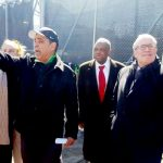Congressman Adriano Espaillat pointed out viable sites.
