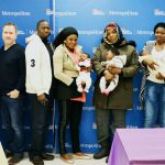 Metropolitan Hospital invited 30 families to celebrate.