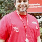 """""""We have a moral obligation to do the right thing,"""" said NYP Nurse Anthony Ciampa."""