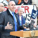 """""""You [must] have the backs of renters,"""" urged Councilmember Mark Treyger."""