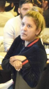 Susana Osorio, owner of Mamajuana Restaurant.