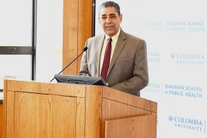 """[This disease] is still very much present today,"" said Espaillat."