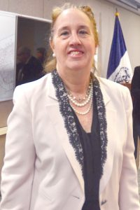 """""""Displacement is a threat,"""" said Borough President Gale Brewer."""
