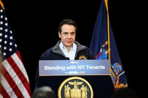 """It's an embarrassment to this people of this city and the people of this country,"" Cuomo said."