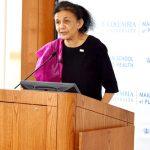 """Malariais a brutal disease,"" said Wafaa El-Sadr, Director of ICAP."