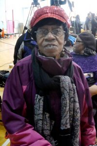 Vera Fields has lived in NYCHA housing for over 50 years.