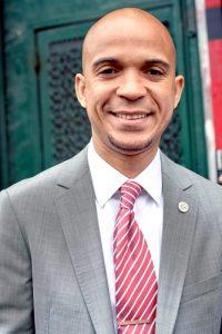 District Leader Manny De Los Santos.