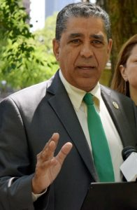 """This is a bureaucratic hurdle that must be resolved,"" said Congressman Adriano Espaillat."