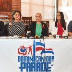 """New board members mean new ideas,"" said Chairperson María Khury (center)."