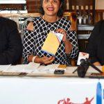 New board member Diana Reyna, who is the Brooklyn Deputy Borough President.