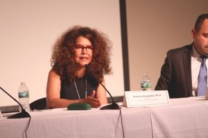 Dr. Ramona Hernández said the Summit will become an annual conference.