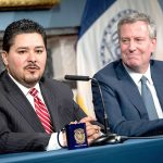 Schools Chancellor Richard Carranza was appointed on March 5th.