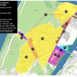 An alternative rezoning proposal offered by Uptown United.