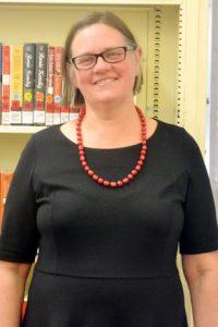Library Manager Danita Nichols.