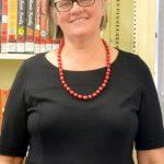 Danita Nichols, gerente de la Biblioteca.