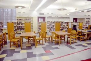A petition to save the library has garnered over 5,000 signatures.
