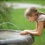 The city does not currently test for lead in parks or its water fountains.