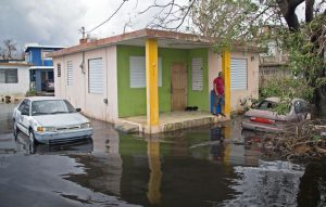A new study indicates significant human casualties in Puerto Rico. Photo: Yuisa Rios