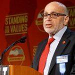RWDSU President Stuart Appelbaum.