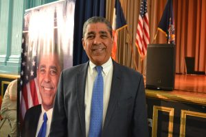 """We want to make sure that we meet their needs,"" said Congressman Adriano Espaillat."