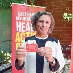 """""""Esto es algo que cualquiera puede hacer"""", dijo la comisionada del Departamento de Salud, Dra. Mary Bassett."""