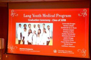 La generación del 2018 celebra el décimo año del programa.