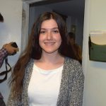 """""""The program provided me with support, motivation,"""" said student Erjona."""