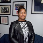 """""""Necesitaba la ayuda extra fuera de mi familia"""", dijo la estudiante Jereny."""