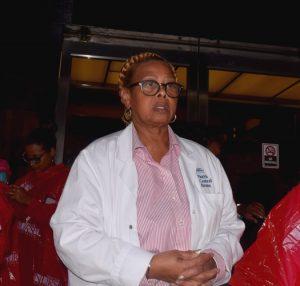 Viola White, administradora de casos
