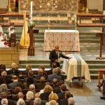 Assembly Speaker Carl Heastie bids farewell.