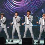La 4ªavenida ofreció un popurrí de Motown y éxitos contemporáneos.