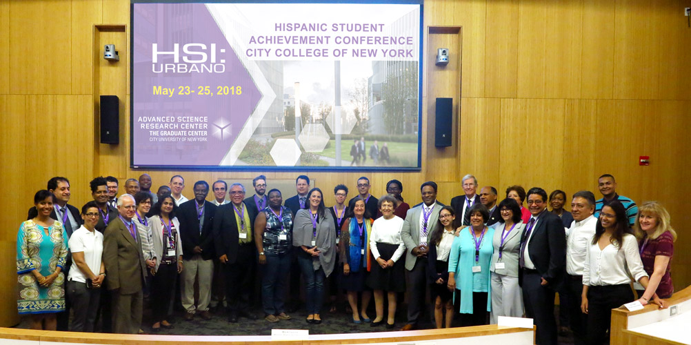 The conference focused on ways to increase Hispanic representation in STEM.