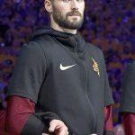 El jugador de la NBA Kevin Love ha sufrido ataques de pánico.
