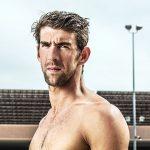 El atleta olímpico Michael Phelps ha luchado contra la depresión.