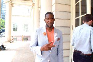"""Es simplemente un gran problema"", dijo el concejal Jumaane Williams."
