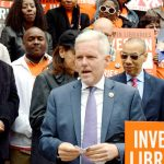 """Costs are increasing,"" said Councilmember Jimmy Van Bramer."
