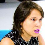 Eva Prados, coordinadora de campaña.