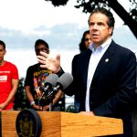"""They put a gag order on the agencies,"" said Governor Cuomo. Photo: Mike Groll"