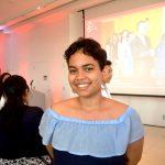 """""""Esto ha cambiado completamente mi vida"""", dijo la graduada Azalías Hernández."""
