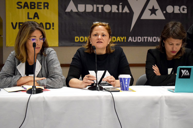 """The effort to create a citizen-led process is key,"" said Melissa Mark-Viverito."