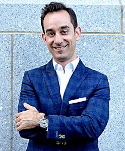 """""""[Los negocios] respaldan una legislación sensata"""", dijo el director ejecutivo de la Alianza de la Hospitalidad, Andrew Rigie."""