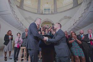 Se alcanzó un acuerdo. Foto: Alcaldía de NYC | Benjamin Kantor