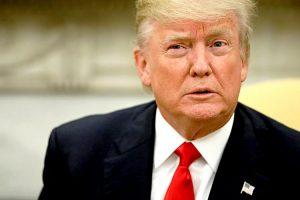 """""""¡Guau!"""", respondió el presidente Donald Trump a través de Twitter."""