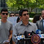 """[This] is happening in our own neighborhood,"" said Councilmember Carlos Menchaca."